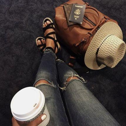 airport selfie1